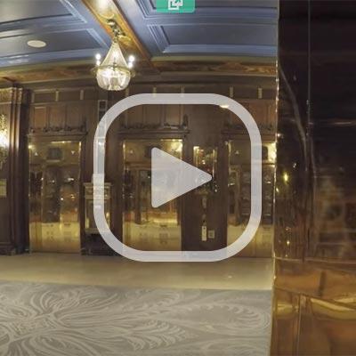 Frontenac lobby