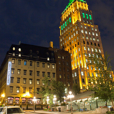 Clarendon Hotel, Quebec city