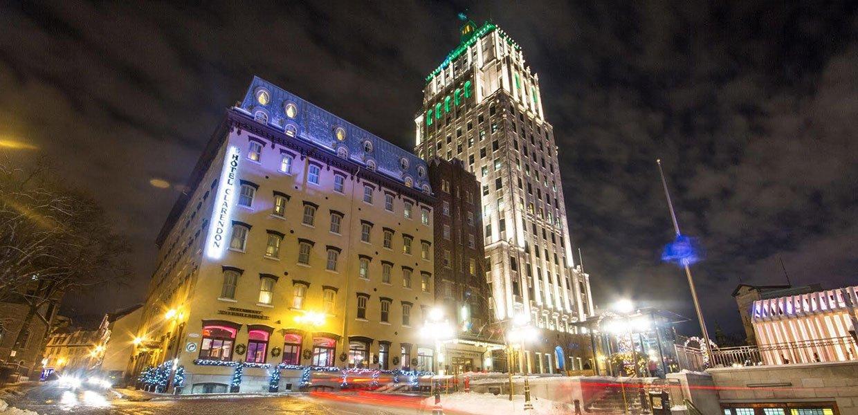 Clarendon Hotel, Quebec city