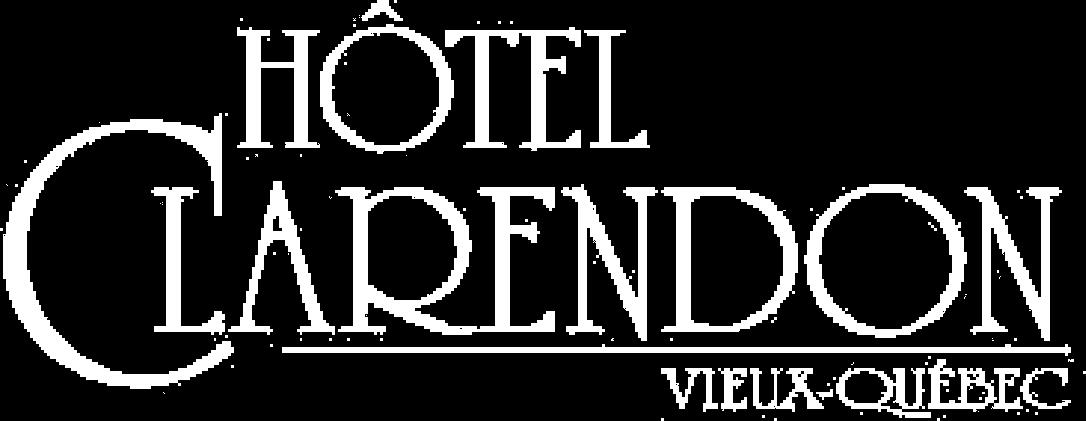 Clarendon logo hotel