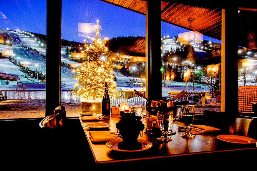 Hotel Stoneham restaurant