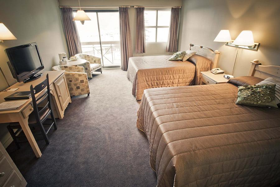 Hotel Stoneham room