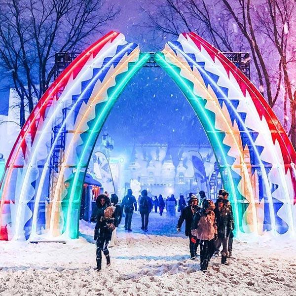 Québec city Carnival
